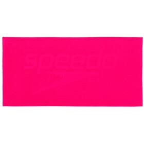 speedo Easy Ręcznik 50x100cm, różowy